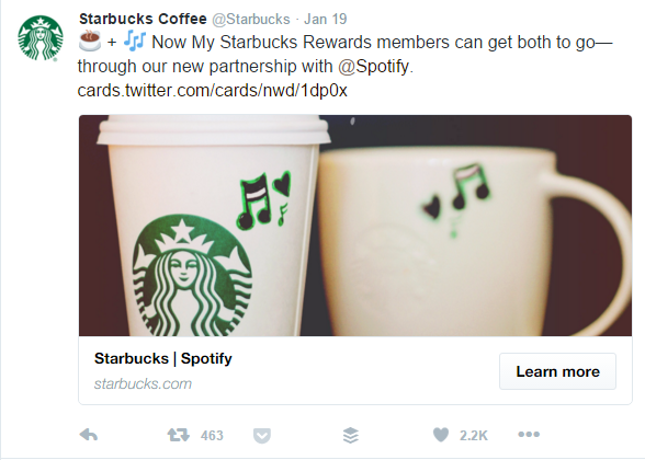 Why This Emerging Marketing Trend Will Change Your Business - @starbucks