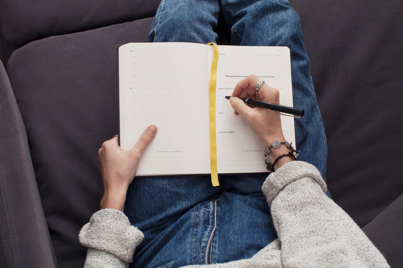 5 Ways Writers Choose To Stress Themselves Out