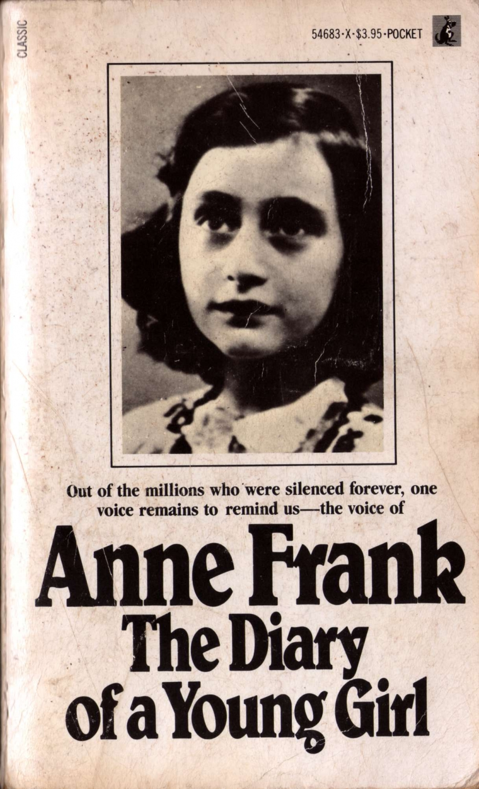 The Banned Books Of Belief-THE DIARY OF A YOUNG GIRL by Anne Frank