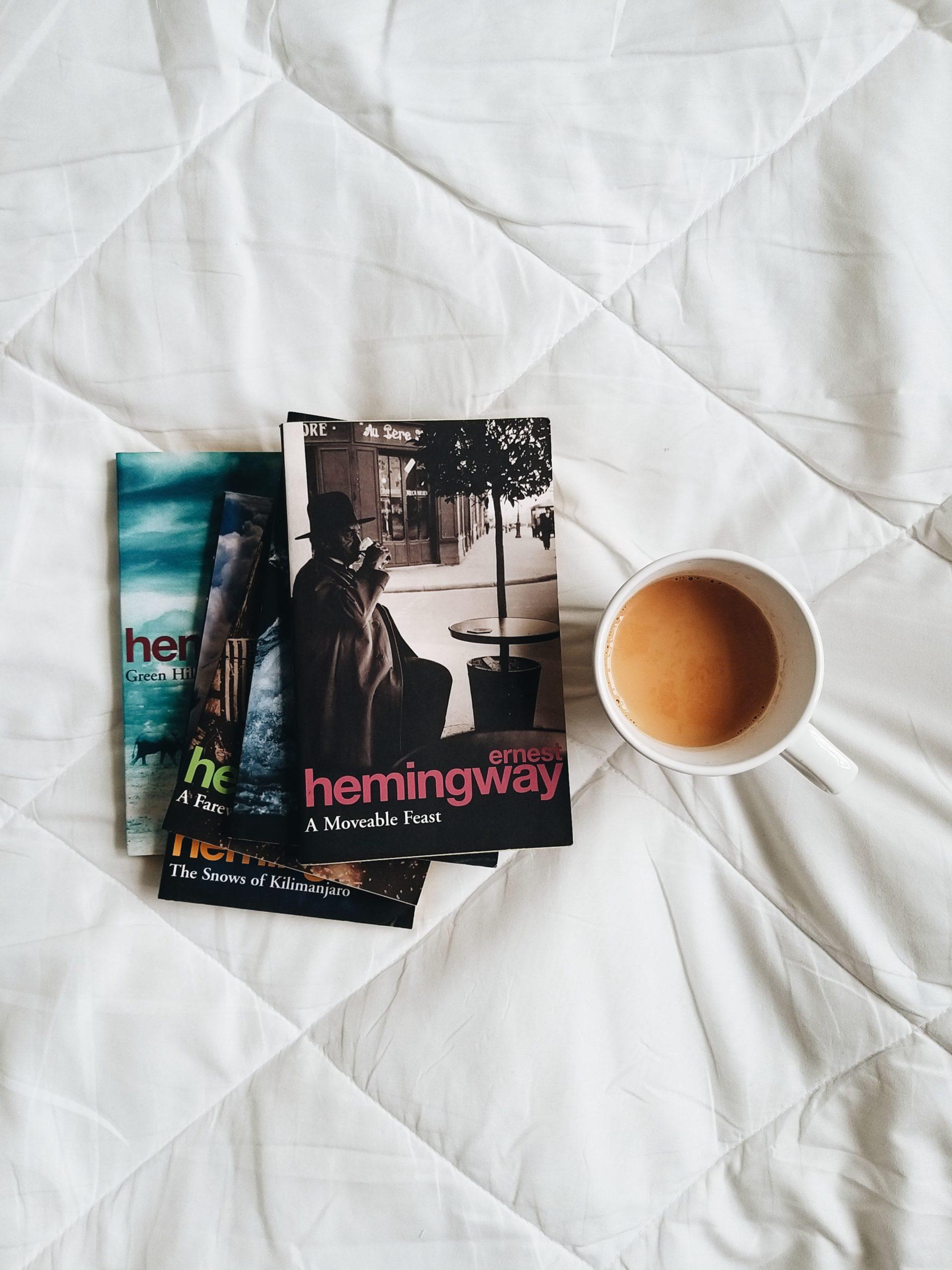 Ernest Hemingway: An Ode to Books I've Read