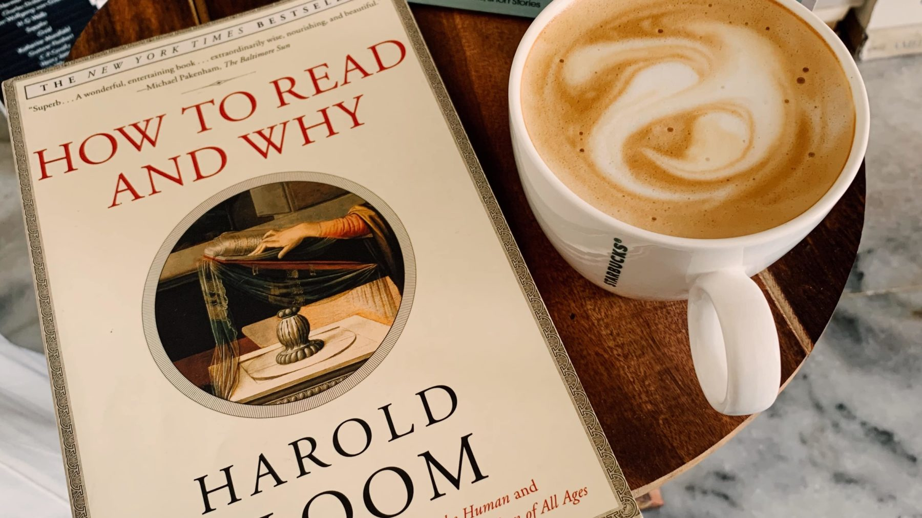 Harold Bloom's How To Read And Why