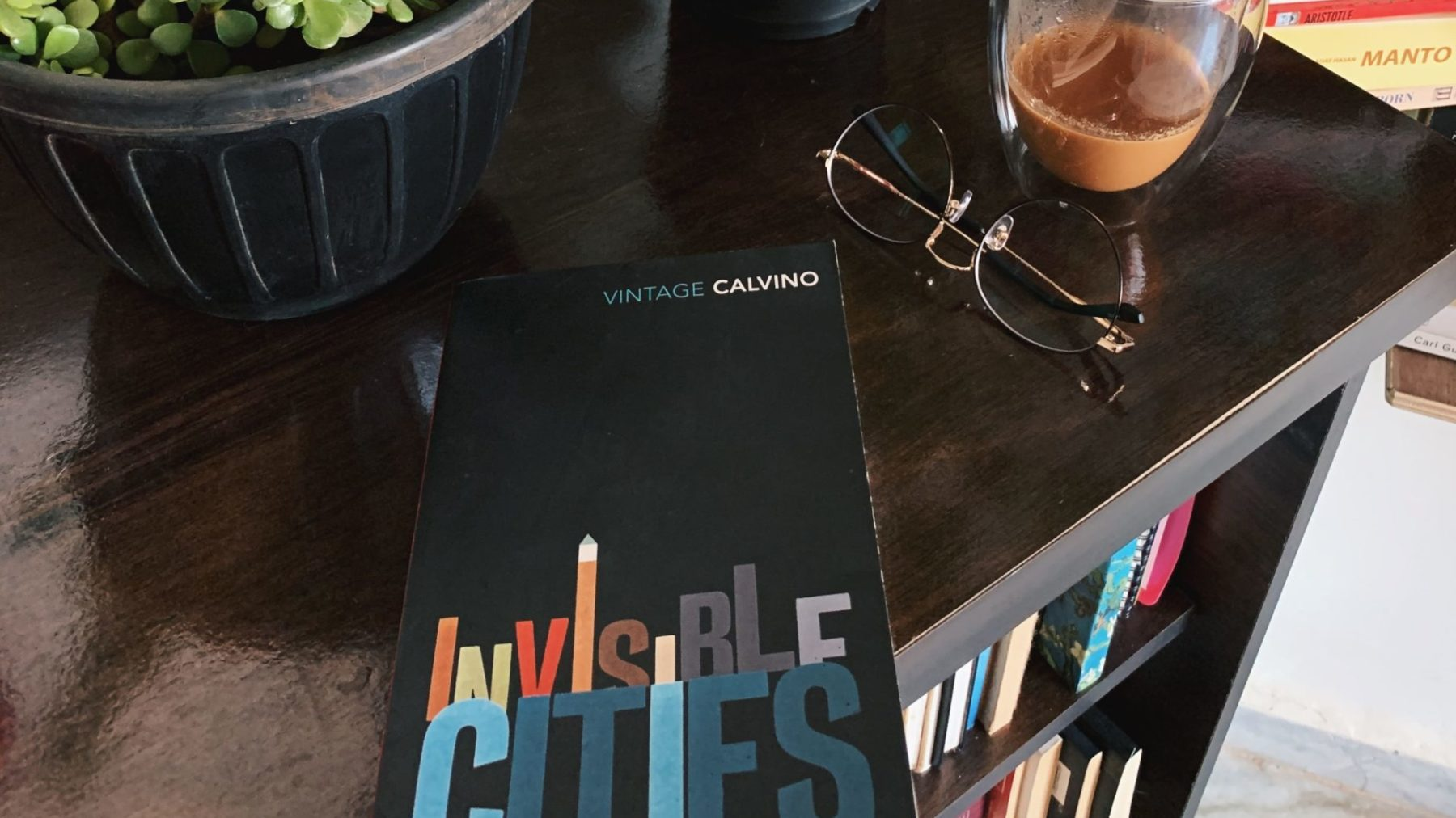 Italo Calvino's Invisible Cities